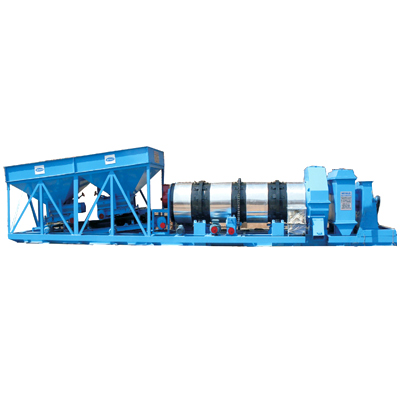 mobile asphalt plant india